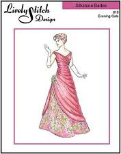 Evening Gala / sewing pattern for the Silkstone Barbie doll