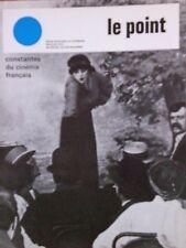 LE POINT CONSTANTES DU CINEMA FRANCAIS 1962