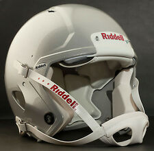 Riddell Revolution SPEED Classic Football Helmet (Color: METALLIC SILVER)