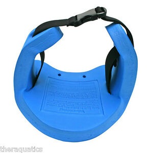 AquaJogger Active Belt WATER WORKOUT Low-Impact Pool Exercise REHAB BLUE AP403