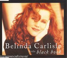 BELINDA CARLISLE - Little Black Book (UK 3 Tk CD Single Pt 1)