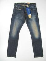 Scotch&Soda Broek Jeans Hose Denim Ralston Slim DB48 Neu