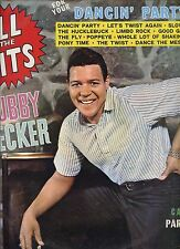 CHUBBY CHECKER for your dancin party HOLLAND 1962 LP