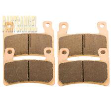 Front Sintered Brake Pads For HONDA CBR 929 RR CBR 900 RR CBR 954 RR RVT 1000 R