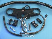 ABM Superbike Lenker-Kit Suzuki GSX-R 1000 (WVBZ) | 03-04 | schwarz