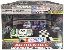 Nascar Authentics - Memorable Moments - #18 and #22 Vehicle