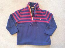 Joules Boys Quarter Zip Sweatshirt. Age 2. Good Condition.