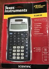 Texas Instruments TI-30X IIS Scientific Calculator 10-Digit LCD TI30XIIS