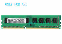 8GB DDR3 PC3-12800 1600MHz 240PIN DIMM Desktop Memory RAM For AMD Motherboard