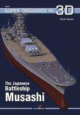 The Japanese Battleship Musashi by Carlo Cestra (Paperback, 2017)