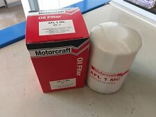 New genuine ford eb ed ef el au ba afl 1mc oil filter xr6 tickford z9 motorcraft