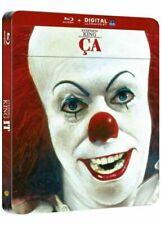 DVD et Blu-ray édition steelbook pour horreur