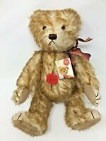 RARE Hermann Teddy Bear- Limited Edition - 90 Years 1912- 2002  -only 1000  made