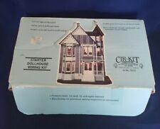 Cir-Kit Starter Dollhouse Wiring Kit CK101 Set with extras