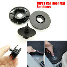 10Pcs Car Vehicle Floor Mat Carpet Foot Pad Fixed Fasteners Retainer Anti-slip