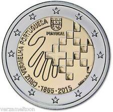 """PORTUGAL: SPECIALE 2 EURO 2015  """"RODE KRUIS"""""""