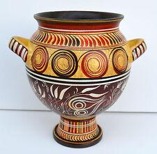 Minoan Pottery Replica Amphora of 2700 B.C.-1500 B.C.