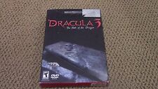 Dracula 3: The Path of the Dragon PC Game Complete CIB