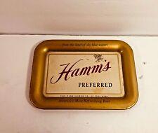 Hamms Beer Tip Tray Preferred