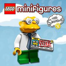 LEGO Minifigures #71009 - Simpsons - Hans Moleman / Taupeman - 100% NEW / SEALED