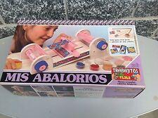 Juego  Toy Gioco Mis Abalorios Feber Anni Anos  80'S Misb Rare