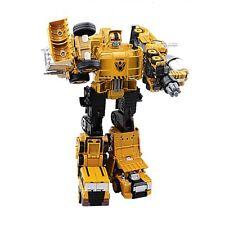 Transforming Robots Transtruck Combiner Titan NEW