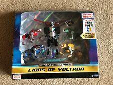 "Dreamworks/Playmates  2017 Lions of Voltron 8"" DieCast Metal Robot"
