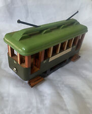 Vintage Wooden Handcrafted New Orleans Streetcar DESIRE Trolley Replica Model 91