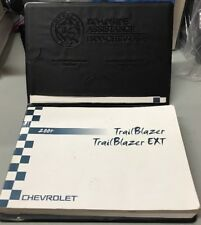 J-4 2004 CHEVROLET TRAIL BLAZER EXT OWNERS MANUAL