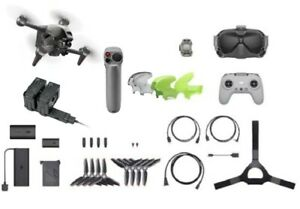 Brand New DJI FPV Drone Combo with Fly More Kit, Motion Controller and extras!