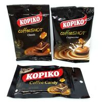 Kopiko Variety Pack Cappuccino Real Delicious Coffeeshot Sweet Rich Coffee Candy