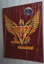 TRIUMPH Vintage Never Surrender Factory Sealed Genuine Official Tour Program