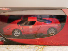HOT WHEELS FERRARI ENZO ROT 1:18 DIE-CAST NEW RARE