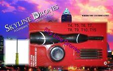 Parrot Bebop 2 Tools Torx Star + Phillips Screwdriver Set
