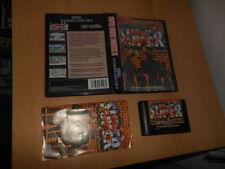 Videojuegos de lucha para Sega Mega Drive PAL
