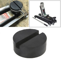 1X Universal Trolley Floor Jack Disk Rubber Pad For Pinch Weld Side JACKPAD NEW