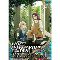 VIOLET EVERGARDEN GAIDEN OVA DVD English Subtitle Anime