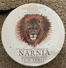 The Complete Chronicles Of Narnia Audiobook Set