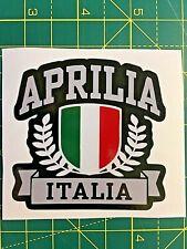 Aprilia decal / sticker