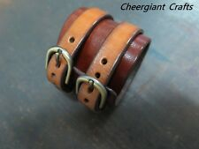 Johnny Depp cuff leather cuff bracelet wristband samples Cheergiant Crafts