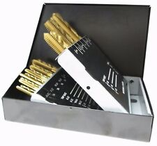 Tap & Drill Bit Metric Set - HSS Tin Coated