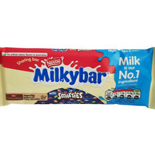 nestle milky bar with smarties 100gm bar