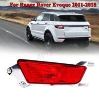 Luce posteriore per nebbia paraurti RH rosso luce per Range Rover Evoque destra