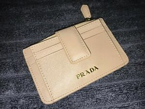 PRADA CARD/COIN CASE