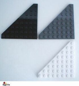 LEGO Wedge Plate with Cut Corner 8X8 NEW 30504 choose colour and quantity