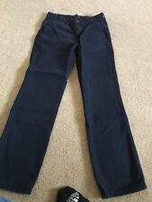 Boys Age 8-9 Gap Straight Chino Trousers