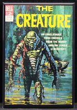 The Creature Dell Comic Book Cover 2 X 3 Fridge Magnet.