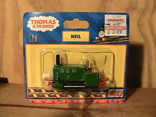 ERTL Diecast Thomas & Friends Neil the Box Tank Engine (Retired)