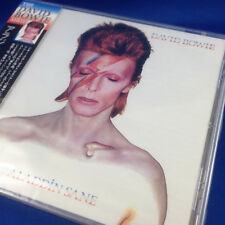 DAVID BOWIE: Aladdin Sane (EXTREMELY RARE 1999 JAPANESE PROMO CD TOCP-65309)