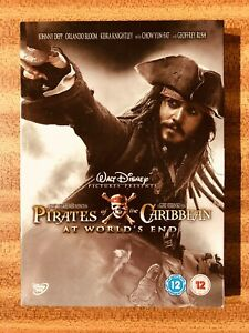 Pirates Of The Caribbean At Worlds End DVD Special Edition 2 Disc